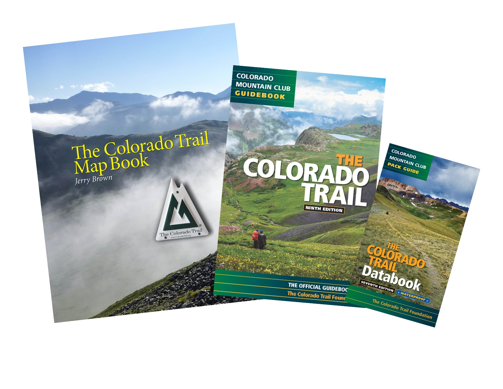 Colorado Trail Complete Guides Package