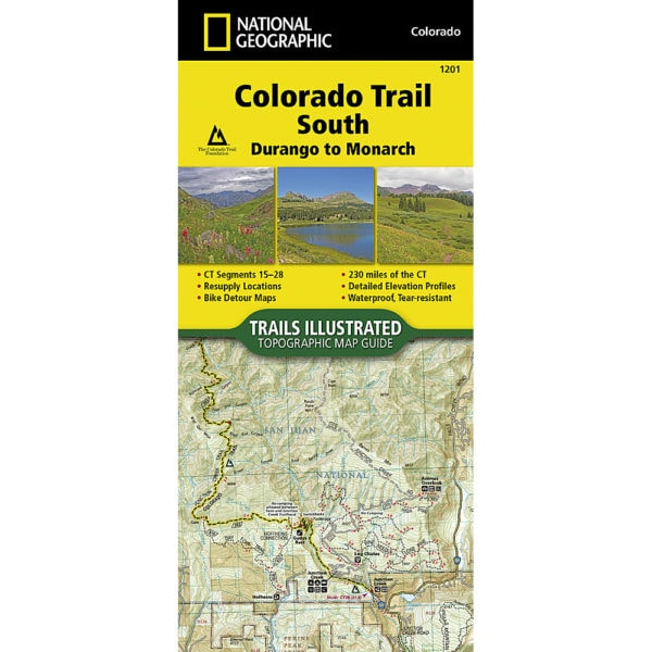 cover of National Geo MapGuide South
