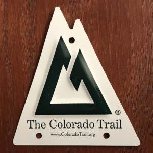 Trail Marker - The Colorado Trail