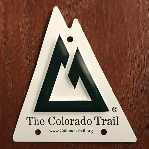Trail Marker - The Colorado Trail