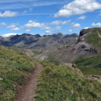 trail and Cataract Ridge