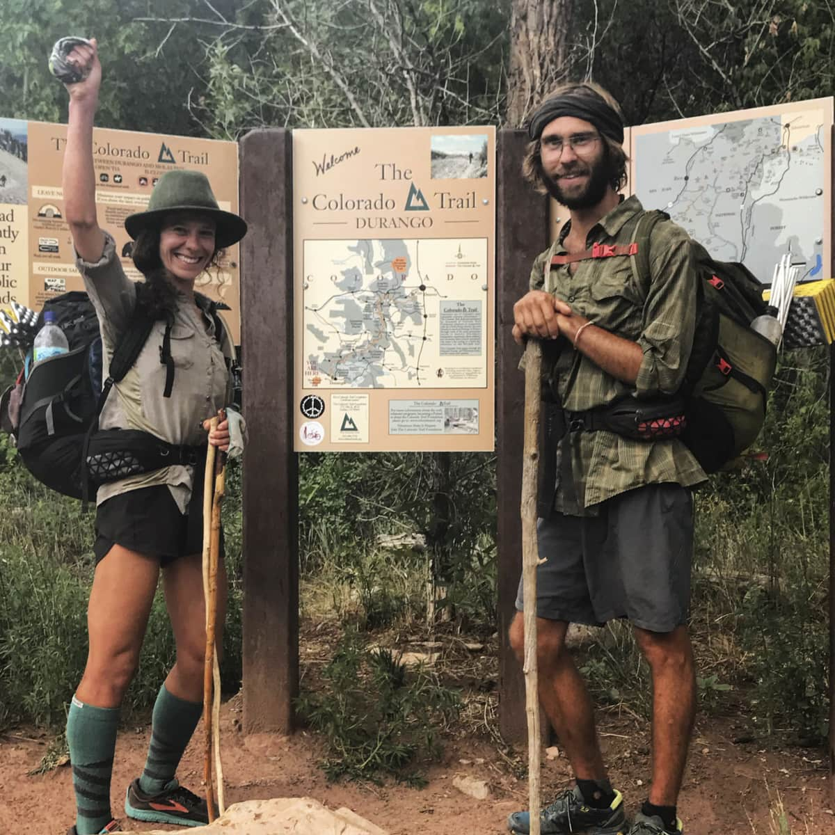 Completers - Colorado Trail Foundation