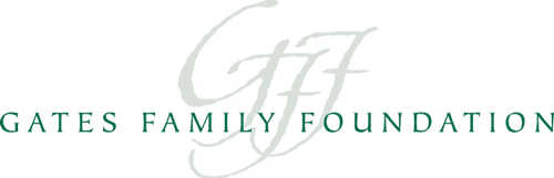 logo of the Gates Family Foundation