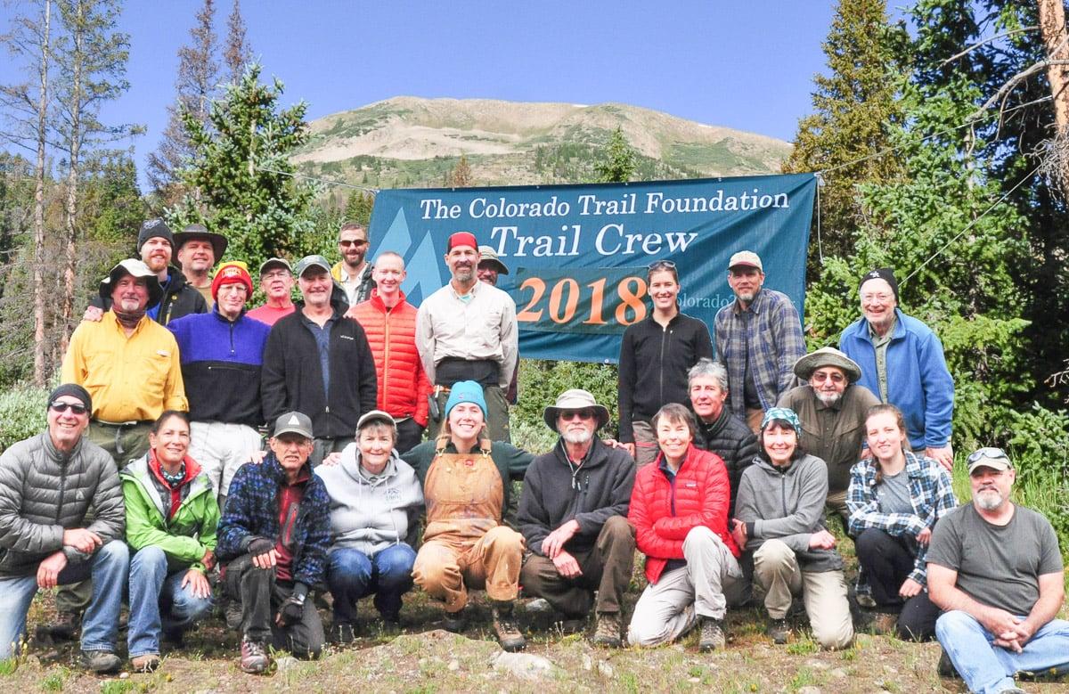 Trail Crews - Colorado Trail Foundation