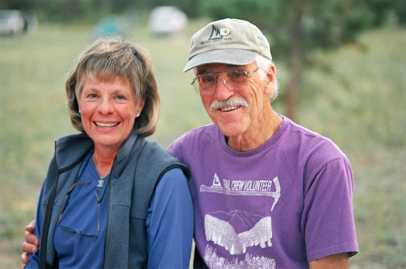 Couple who wrote bequest for Foundation