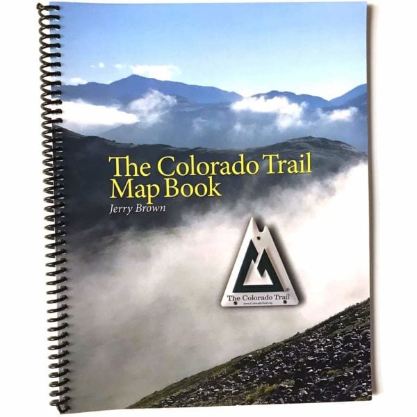 Cover of the spiral bound CT Map Book