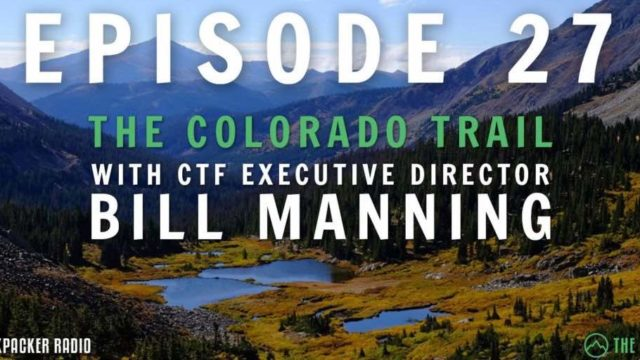 Podcast with CTF Exec Director Bill Manning.