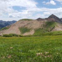 Segment 27 on The Colorado Trail between Silverton and Durango