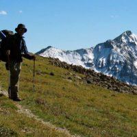 Nearing Durango - Success on The Colorado Trail