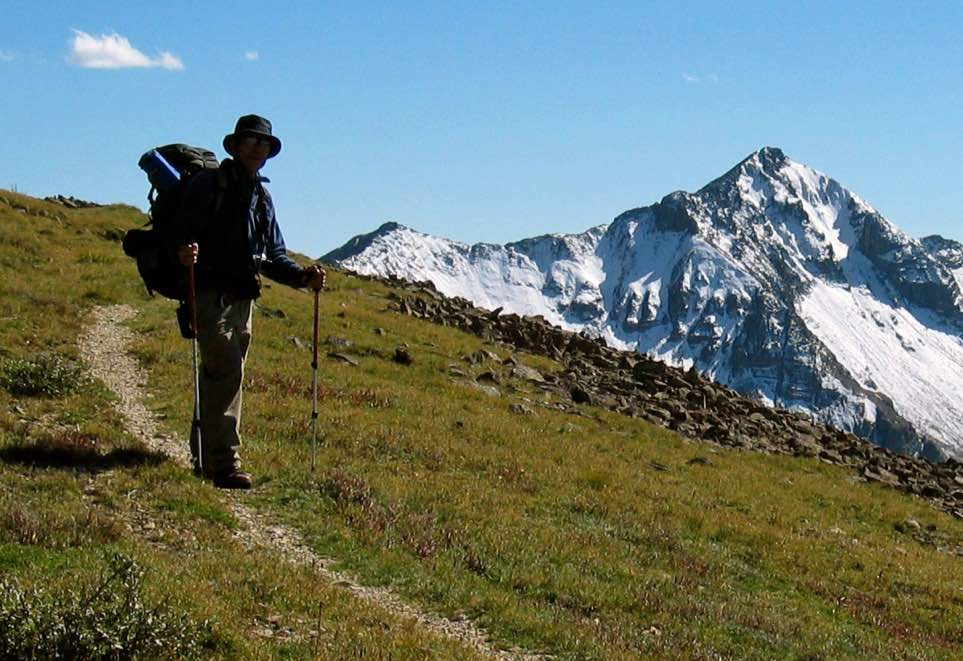 Nearing Durango - Success on The Colorado Trail