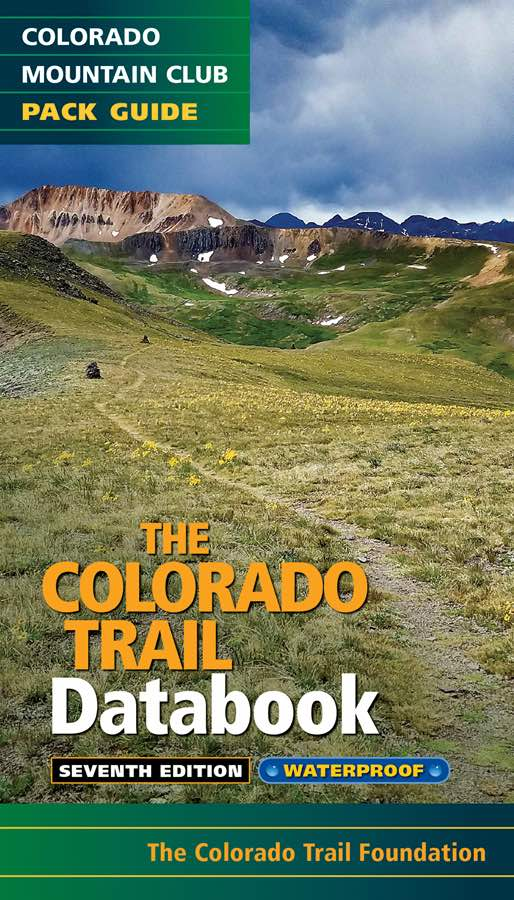 The Colorado Trail Databook covers the Resupply Places and is great for along the Trail.