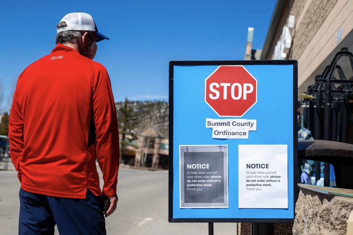 2020 Colorado Trail travelers will encounter restrictions. Photo thanks to Summit Daily.