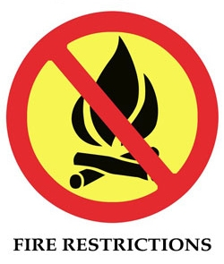 Fire Bans Affect the Entire Colorado Trail