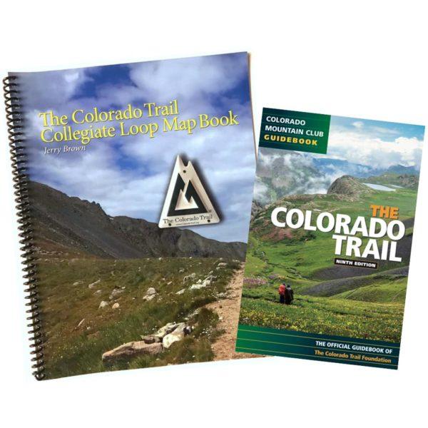Package Deal: Collegiate Loop Map Book + Guidebook