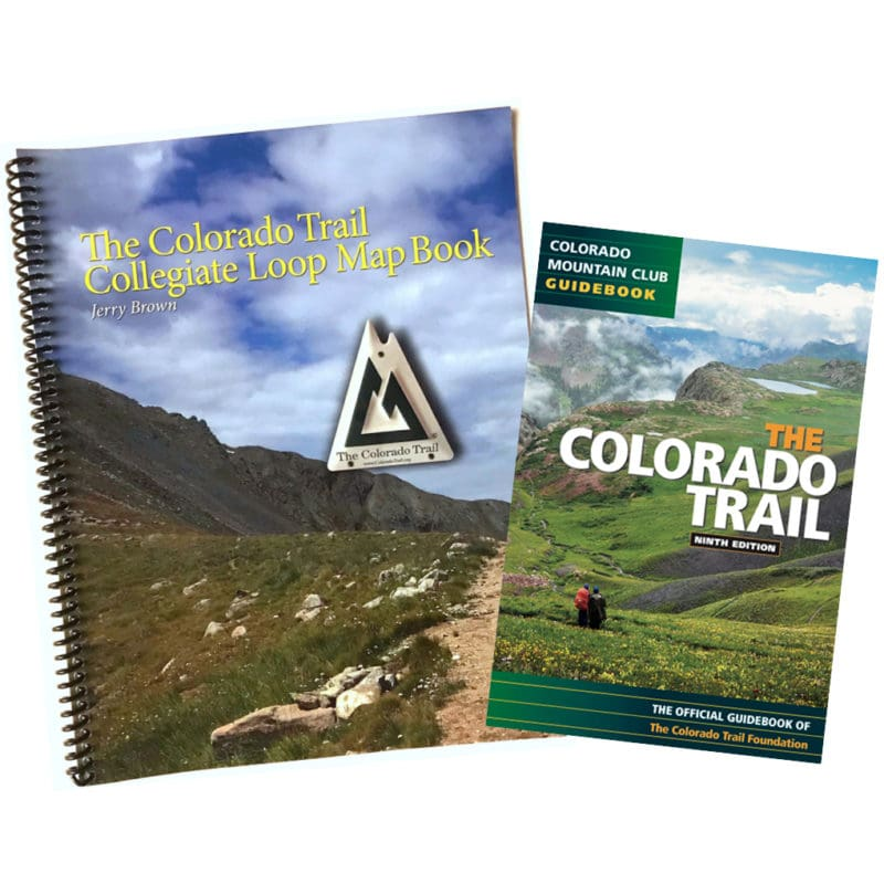 Package Deal: Collegiate Loop Map Book + Guidebook