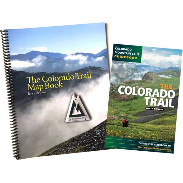 Package Deal: Map Book and Guidebook