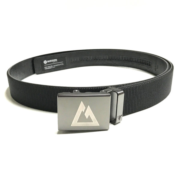 Custom CT Logo Belt
