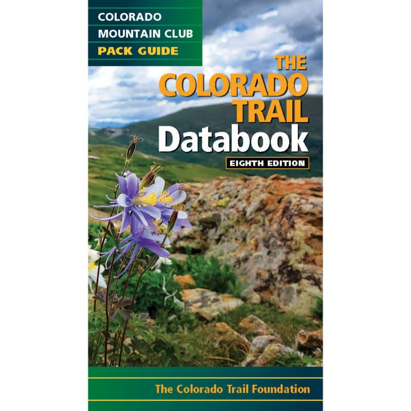 Colorado Trail DATABOOK 8TH EDITION