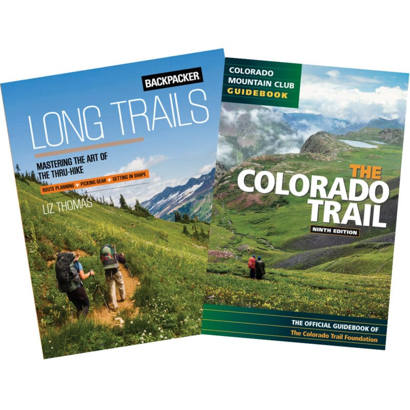 Package Deal CT Guidebook & Backpacker Long Trails