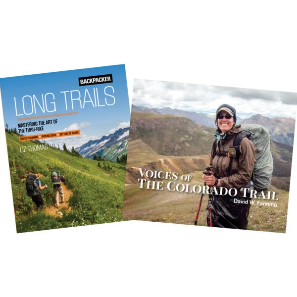 "Package Deal: ""Long Trails - Mastering the Art of the Thru-Hike"" and ""Voices of The Colorado Trail"""