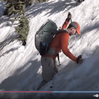 Snowpack can challenge a distance trip a lot.