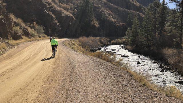 Waterton Canyon closed Weekdays June 1 - June 11